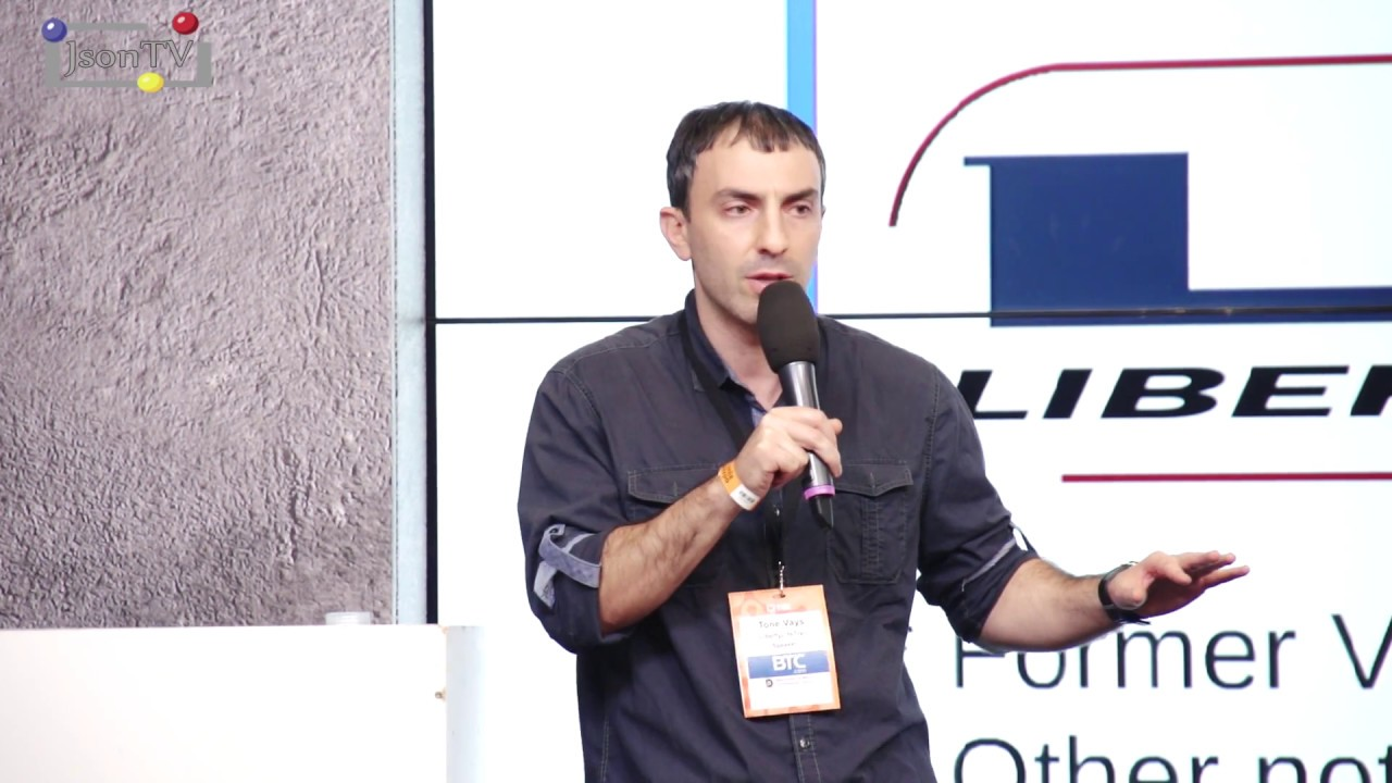 Blockchain & Bitcoin Conference Russia. Тон Вейс, LibertyLifeTrail.com: Are we still in a Bubble with Bitcoin?