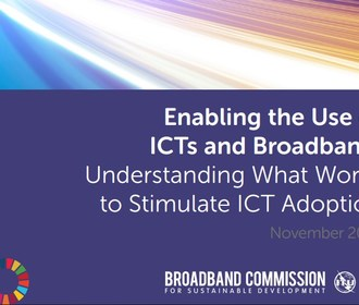 Broadband Commission Working Group on Demand Releases Report