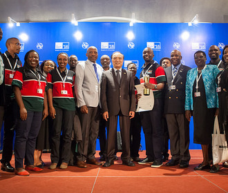ITU Telecom World Awards 2016 winners announced