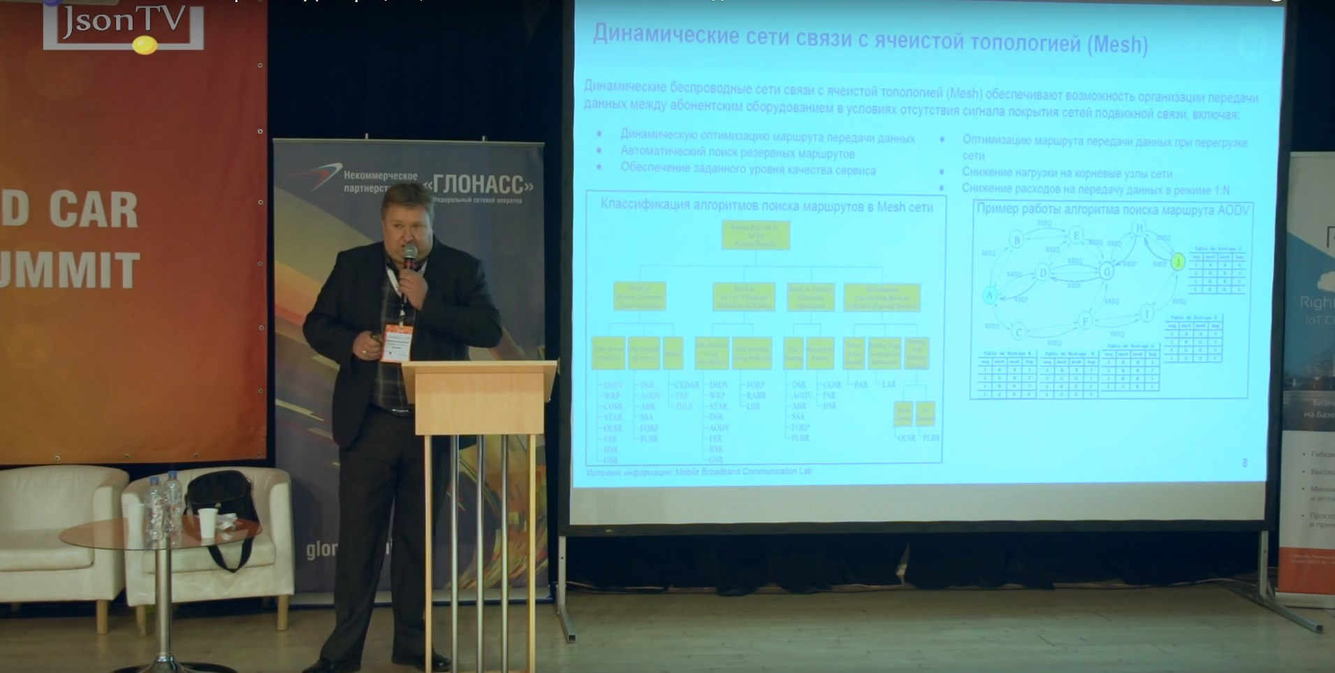 Connected Car Summit. Ярослав Домарацкий, Software Solutions: mesh и DTN для Connected Vehicle и C-ITS