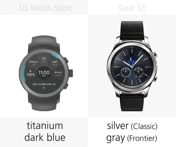 LG Watch Sport против Samsung Gear S3: Android Wear 2.0 4