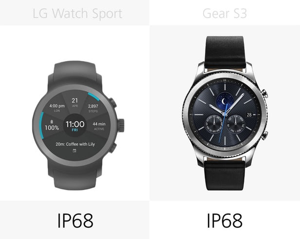 LG Watch Sport против Samsung Gear S3: Android Wear 2.0 6