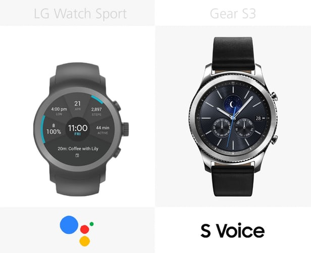 LG Watch Sport против Samsung Gear S3: Android Wear 2.0 8