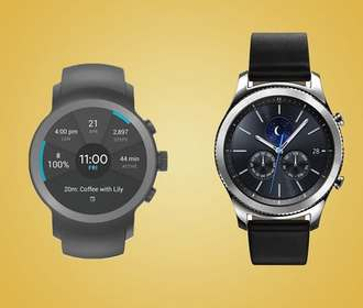 LG Watch Sport против Samsung Gear S3: Android Wear 2.0