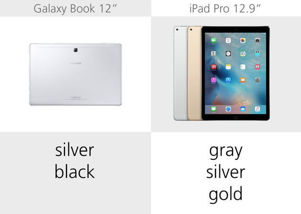 Samsung Galaxy Book против Apple iPad Pro: Windows против iOS 4