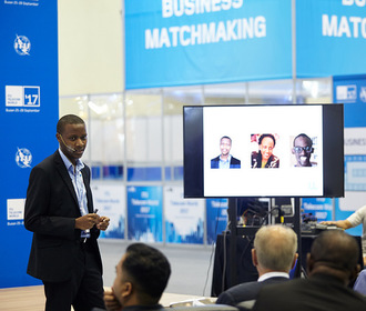 ITU Telecom World 2017: Day 1 highlights. Pitching begins for Global SME Award!