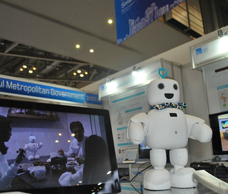 ITU Telecom World 2017: Day 1 highlights. Smart ABC –Showcasing innovation for Smart AI, Banking and Cities