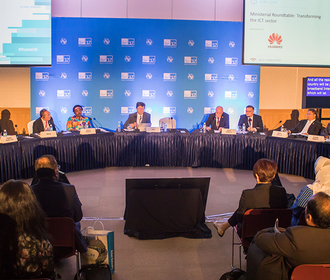 ITU Telecom World 2017: Day 2 highlights. Ministerial Roundtable: Transforming the ICT sector