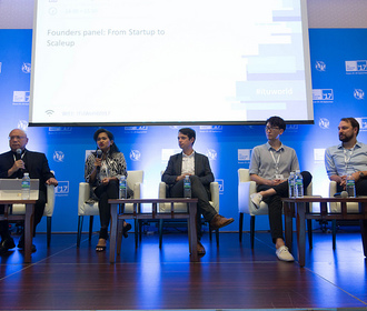 ITU Telecom World 2017: Day 3 highlights. Founders panel: From Startup to Scaleup