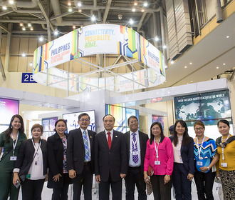 ITU Telecom World 2017: Day 3 highlights. New Pavilions join ITU Telecom World 2017 Exhibition