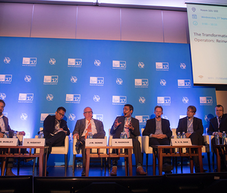 ITU Telecom World 2017: Day 3 highlights. The transformation of telecom operators: reinventing telcos