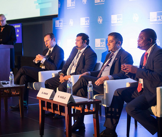 ITU Telecom World 2017: Day 4 highlights. Developing human capacity for the digital era
