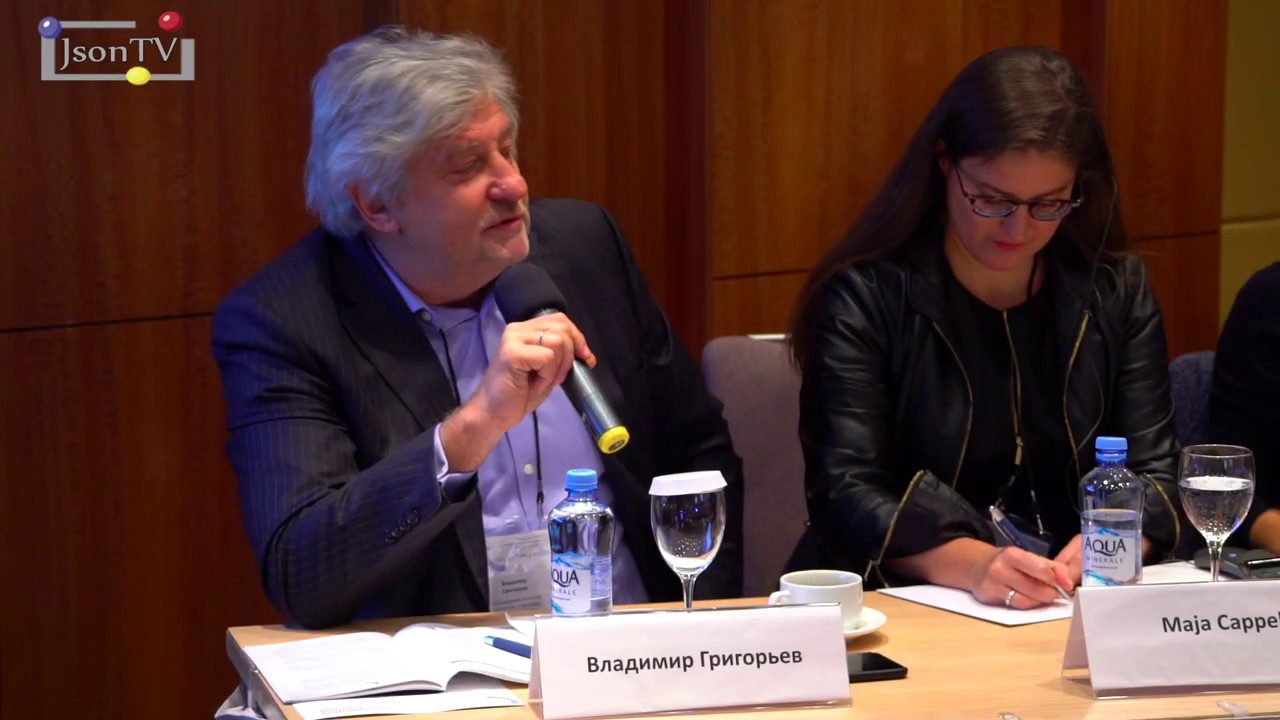 European Audiovisual Observatory. Pay-TV and Cord Cutting in Russia. Vladimir Grigoriev, Rospechat