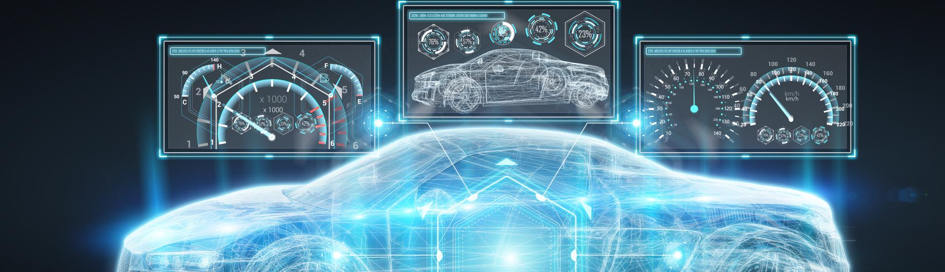 Connected Cars market. Main trends and prospects of its development in Russia and the world