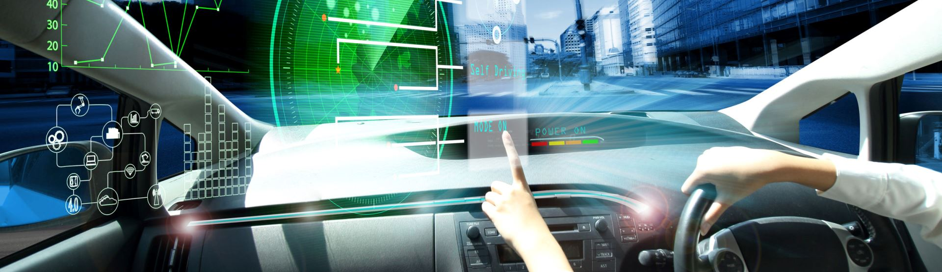 Market research of automated driving technologies (highly automated vehicles, HAV)